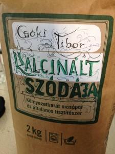 kalcinált
